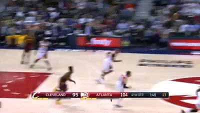 Watch and share Cleveland Cavaliers GIFs and Atlanta Hawks GIFs on Gfycat