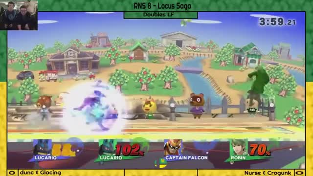 Watch and share Lucario GIFs and Smash 4 GIFs on Gfycat