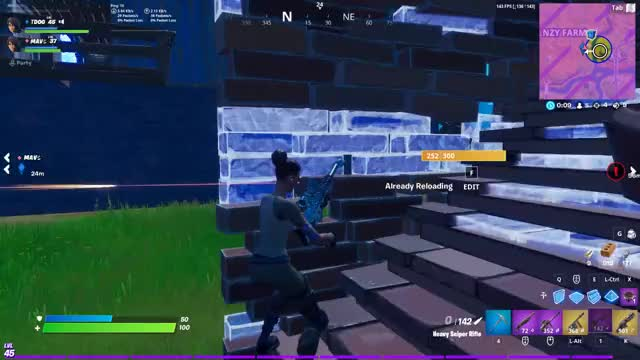 Watch and share Outplayed GIFs and Fortnite GIFs by Overwolf on Gfycat