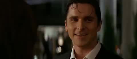 Watch and share Christian Bale GIFs and Batman Begins GIFs on Gfycat