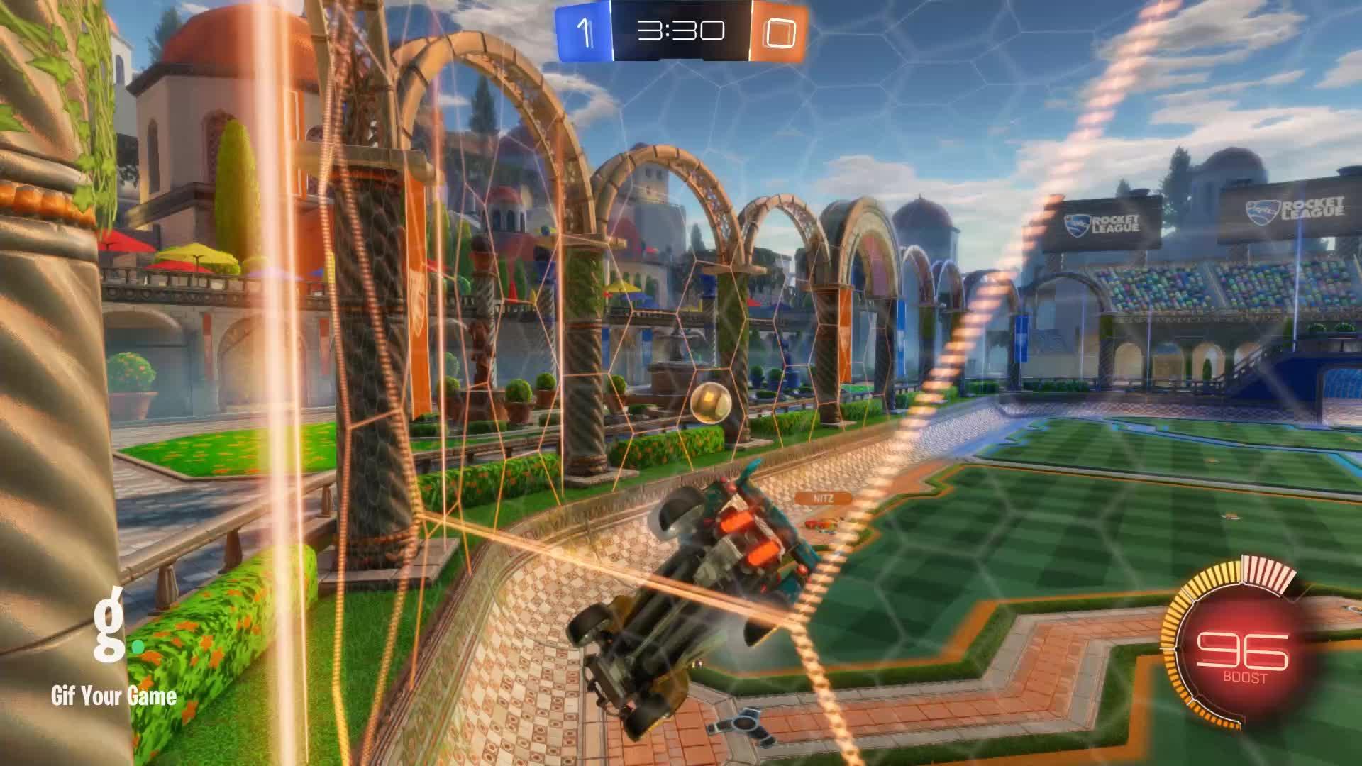 Gif Your Game, GifYourGame, Rocket League, RocketLeague, datboi, Demo 1: datboi GIFs