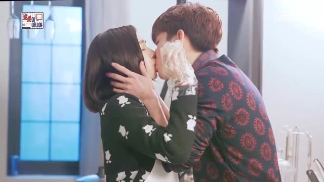ENG SUB] MAKING // I'm Not A Robot EP 29-30: Kiss Scene | SUBBED BY
