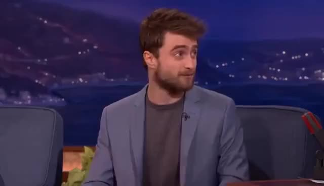 Watch Daniel Radcliffe GIF on Gfycat. Discover more daniel radcliffe GIFs on Gfycat