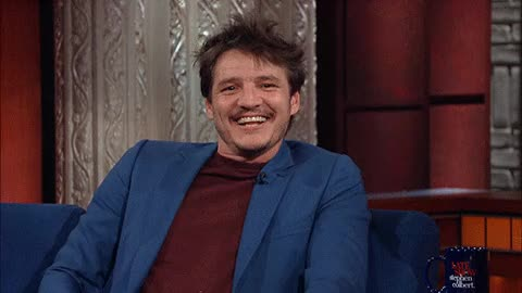 Watch Giddy GIF on Gfycat. Discover more pedro pascal GIFs on Gfycat