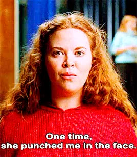 Watch and share Mean Girls GIFs and Subtitles GIFs on Gfycat