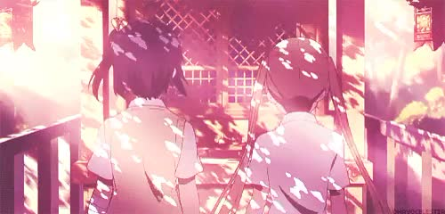Watch and share Rikka Takanashi GIFs and Dekomori Sanae GIFs on Gfycat