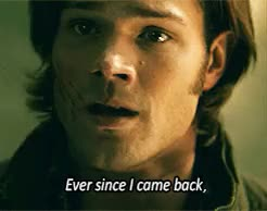 Watch and share Sam Winchester GIFs and Danistiel GIFs on Gfycat