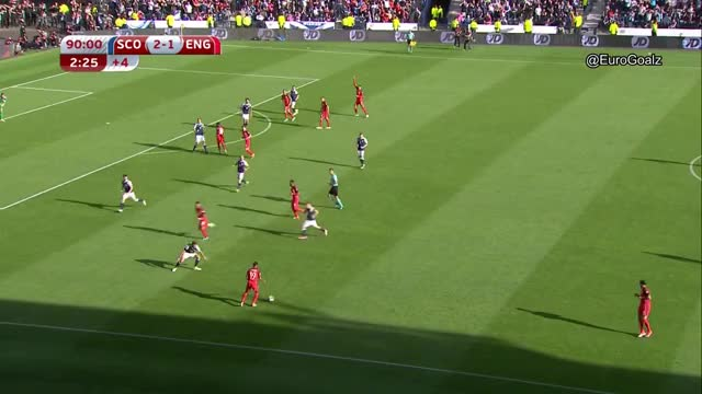 Watch and share Scotland 2-2 England (Kane 90+3') GIFs on Gfycat