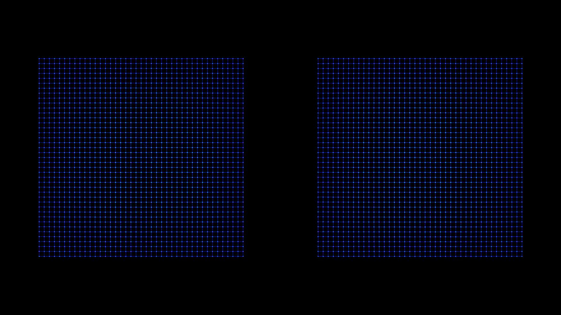 simulated, Neon cloth cross-eye GIFs