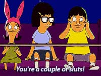 Watch and share Bobs Burgers GIFs on Gfycat