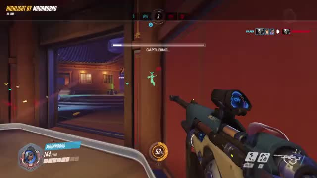 Watch nap time bitch 19-02-18 21-46-06 GIF by @classicbug on Gfycat. Discover more ana, highlight, overwatch GIFs on Gfycat