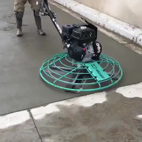Watch and share Concrete Finishing GIFs by Boojibs on Gfycat