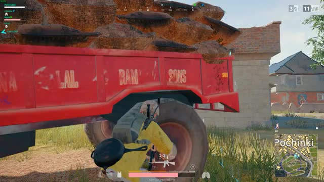 Watch and share PlayerUnknown's Battlegrounds 50 GIFs by tochyion on Gfycat