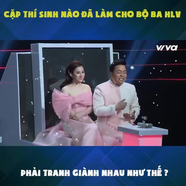 Thánh luyện phim Quang Lê thích thú vì cặp đôi Hàn Quốc, HLV Đình Văn đã chọn được quán quân?
