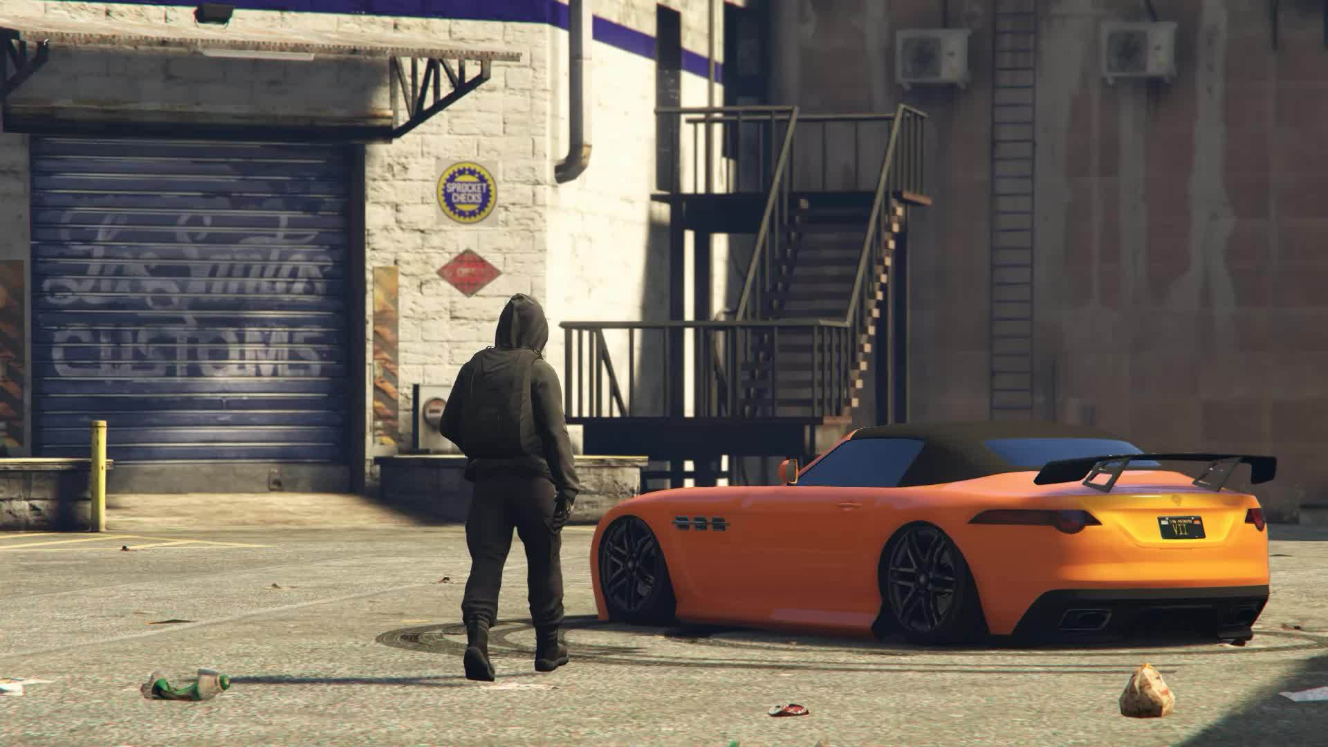 gtavcustoms, How to tell when your car is too low... (reddit) GIFs