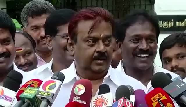 Watch and share Vijayakanth Thanks Google - I Thank Google For Appointing Sundar Pichai As CEO  - Must Watch GIFs on Gfycat