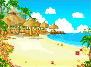 Watch and share Gif Animado Playa 29 GIFs on Gfycat