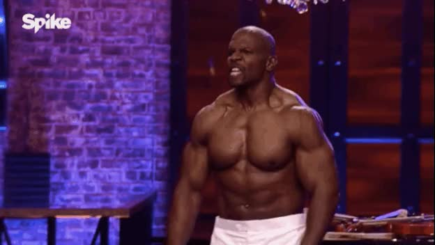 Watch and share Terry Crews animated stickers on Gfycat