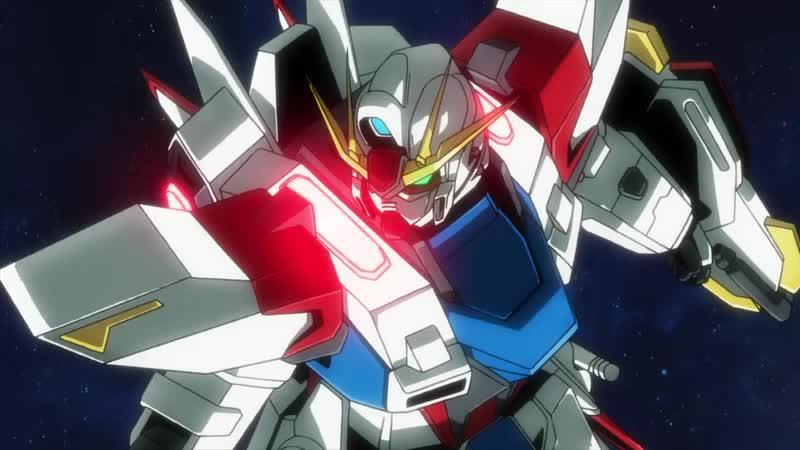 anime, wingsoflight, Plavsky Wings Gundam Build Fighters GIFs