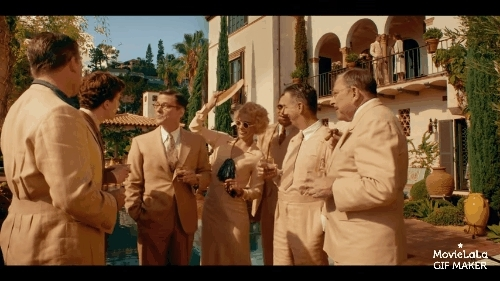 funny, movies, streetwear, Cafe Society Trailer GIFs