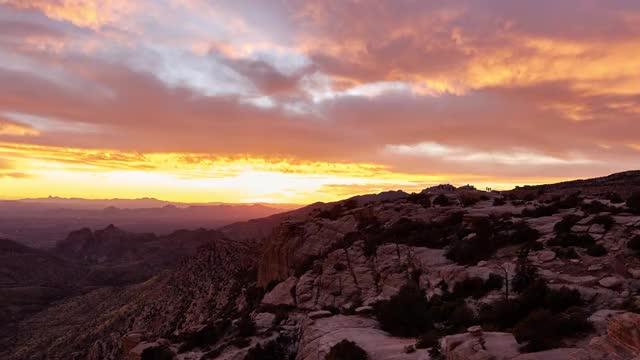 Watch Mt. Lemmon Arizona - 4k Sunset Timelapse GIF on Gfycat. Discover more related GIFs on Gfycat
