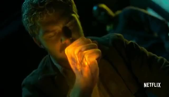 Watch IronFist punch Luke Cage GIF on Gfycat. Discover more related GIFs on Gfycat