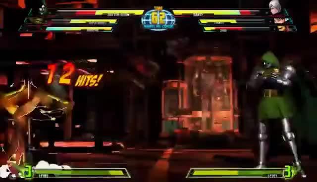 Watch and share Marvel Vs Capcom 3 GIFs on Gfycat