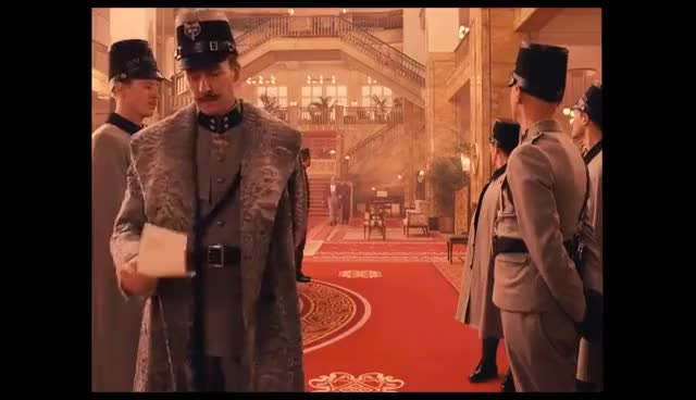 Watch and share Grand Budapest GIFs on Gfycat