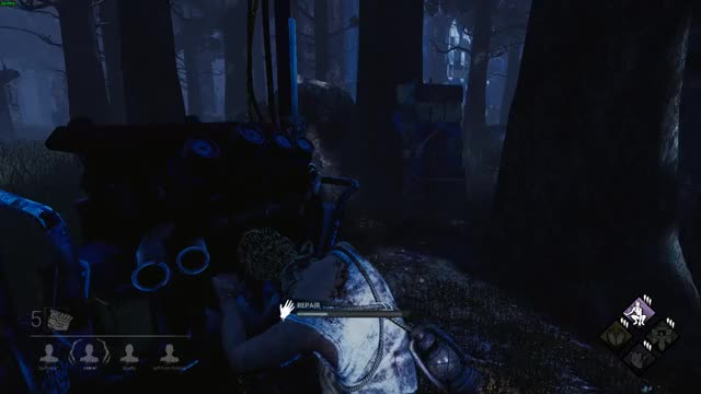 Watch and share Dead By Daylight GIFs and Ace Main GIFs by Spiffy Ace™ on Gfycat