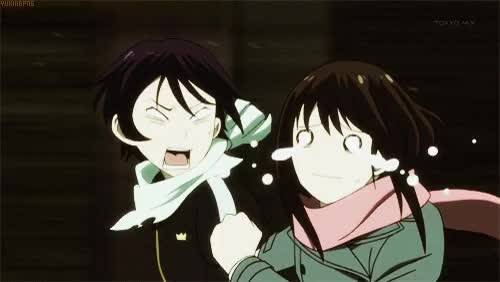 Watch Noragami gif GIF on Gfycat. Discover more related GIFs on Gfycat