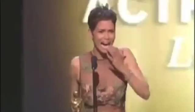 Watch halle berry GIF on Gfycat. Discover more oscar GIFs on Gfycat
