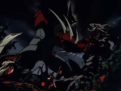Watch and share Thursday, 24th October 2013 At 18:10 Tags: Getter Robo Armageddon Gif This Show Fuckin RULES GIFs on Gfycat