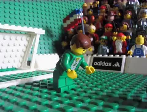 Watch Lego Goal GIF on Gfycat. Discover more Goal, Lego GIFs on Gfycat