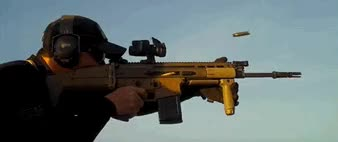 Watch and share FN SCAR H 7.62mm Mag Dump GIFs on Gfycat