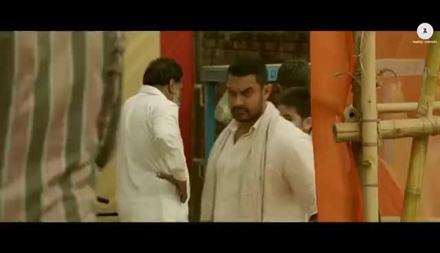 Watch and share Dhaakad – Dangal | Aamir Khan | Pritam | Amitabh Bhattacharya | Raftaar GIFs on Gfycat