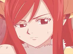 Watch and share Erza Scarlet GIFs and Titania Erza GIFs on Gfycat