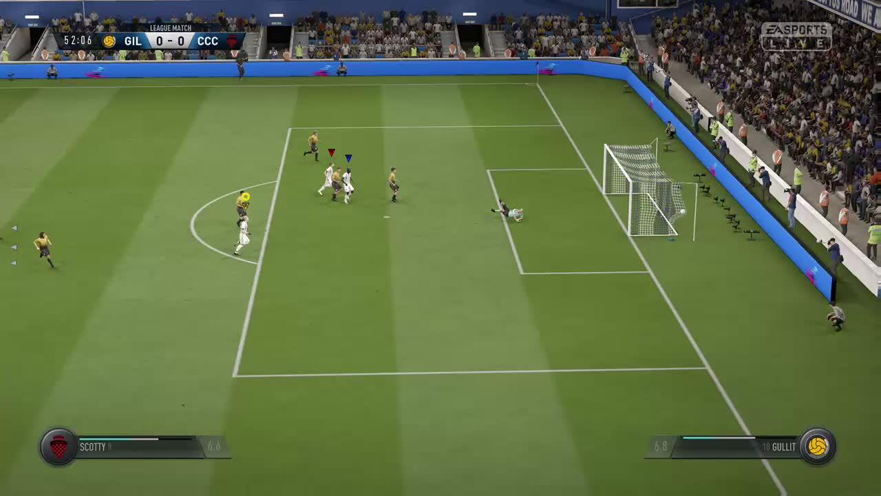 FIFA19, fifa19, goal, goals, scotty2good, xbox, xbox dvr, xbox one, Goal GIFs