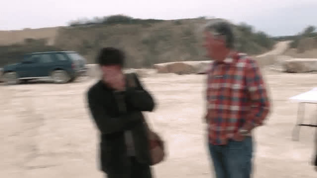 This video does showthatthe spiritof the old Top Gear is alive and well in The Grand Tour, and if we're honest we've missed that. GIFs