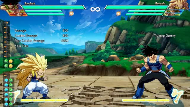 Watch and share Dbfz GIFs by imkrow on Gfycat