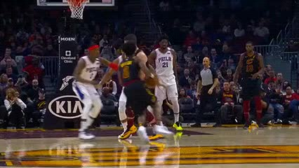 Watch and share Collin Sexton — Cleveland Cavaliers GIFs by Off-Hand on Gfycat