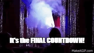Gobs Final Countdown Compilation GIFs