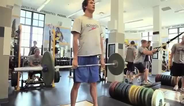 Nathan Adrian Weight
