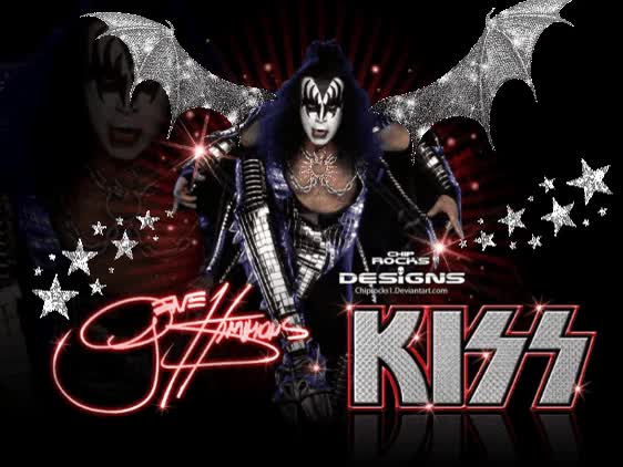 Watch and share Gene Simmons GIFs on Gfycat
