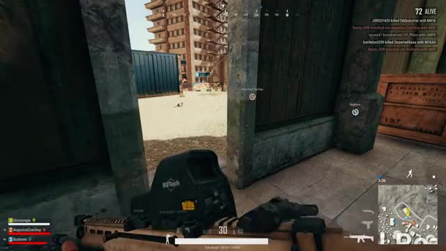 Watch and share Vlc-record-2018-02-19-19h03m35s-PLAYERUNKNOWN GIFs on Gfycat