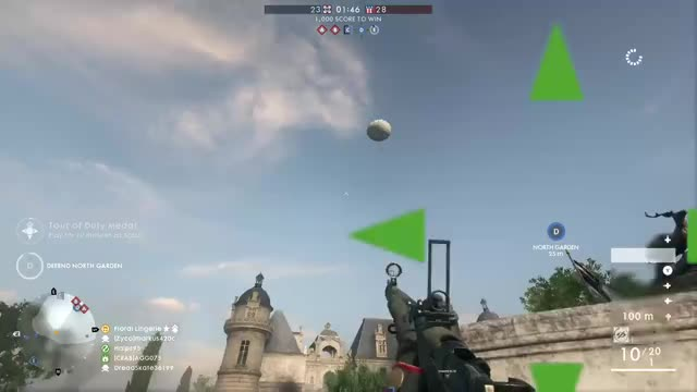 Watch and share Bf1 GIFs by strepera on Gfycat