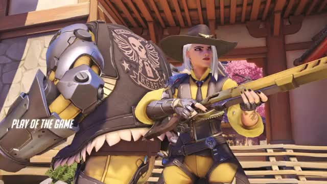 Watch ashe 18-12-02 13-05-58 GIF on Gfycat. Discover more overwatch, potg GIFs on Gfycat