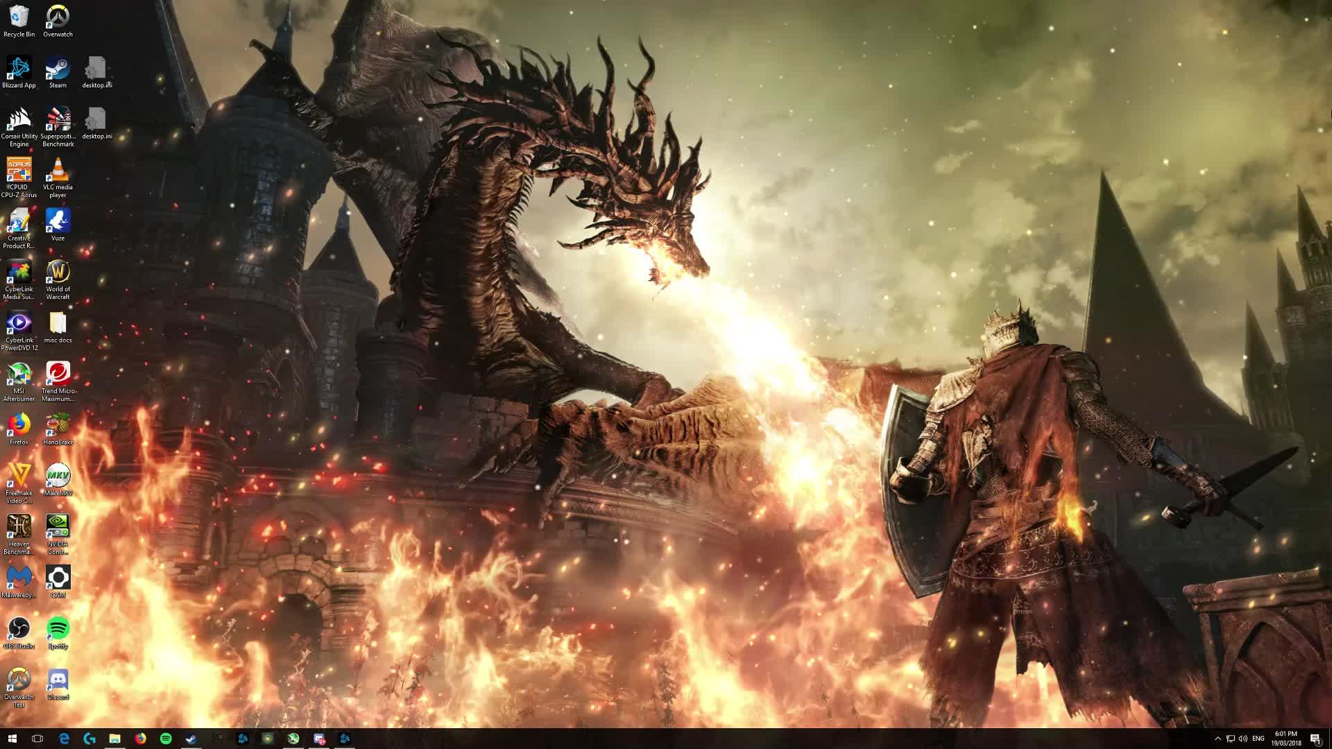 Darksouls Dragon Desktop gif GIFs