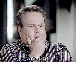 *, 6x11, cameron tucker, eric stonestreet, gif, gifs, mfgifs, modern family, modernfamilyedit, more sexy phil on your dash, phil dunphy, modern family GIFs