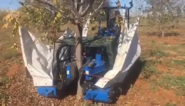 Multione Harvester - Tree Shaker GIF | Find, Make & Share