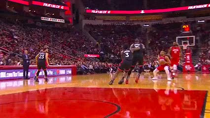 Watch and share Eric Gordon — Houston Rockets GIFs by Off-Hand on Gfycat